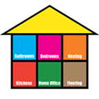 Kitchens & Bathrooms Logo